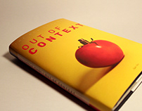 Out of Context I Book Cover Design