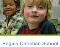 Regina Christian School - viewbook