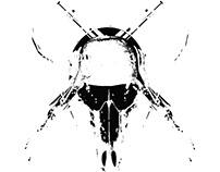 Buffalo Soldier- Screenprint Project