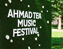 Ahmad Tea Music Festival 2013