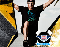 Red Bull - Human Flight 3D