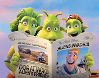 Sony Pictures - Planet 51