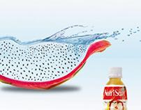 PrintAd NutriSari RTD Dragon Fruit (Concept/Scam)