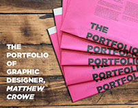 Newspaper Portfolio - Crowe About It