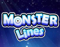 Game UI: Monsters Trilogy - Monster Lines