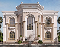 New classic luxury Villa in Qatar