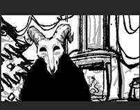 Animatic - Yule Goat & Shake Weight.