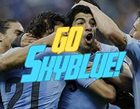 Go Skyblue! - Antel