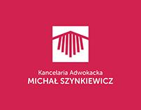 Lawyer Counsel Logo / Michał Szynkiewicz