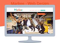 Markee - Web Design