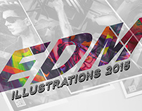 EDM Illustrations 2015