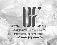Корпоративный сайт свадебного агентства Bonumfactum