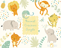 Animal Crackers Jungle