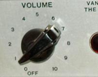 Van Der Heem tube amplifier