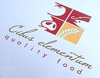 Eleganto Food logo