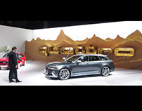 Audi Quattro Design Miami Basel 2013