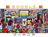 World Cup Google Doodle