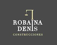 Robaina y Denis - Branding