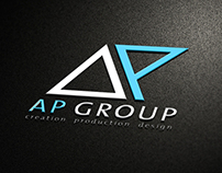 AP GROUP / 2 x Logo