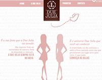 Site e-Commerce Due Julia