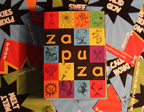 Zapuza - Card Game for Children.