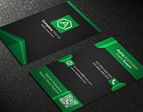 Shadows Business Card (Freebie)