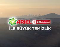 Ariel Oxi | Dünyanın Kirini Çıkaralım