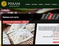 Site Pissani Massas Gourmet