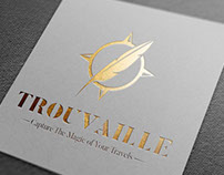 Logo Design and Branding for Trouvaille.