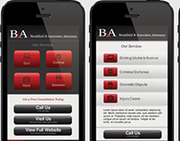 Breakfield & Associates Mobile Website