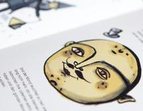 Jonas und das Mondmännchen | illustrated book