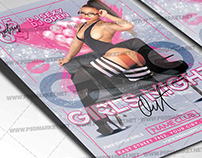 GNO Flyer - PSD Template