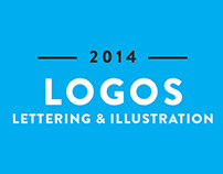 Logos, Illustration & Lettering