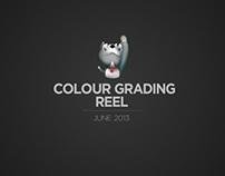 Colour Grading Reel