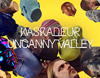 KASKADEUR - Uncanny Valley (3D Music Video)