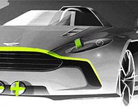 Aston Martin 100 years