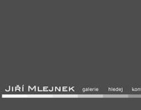 Web Jiří Mlejnek