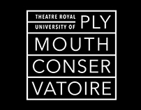 Branding for Plymouth Conservatoire