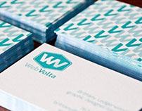 WebVolta Business Cards
