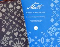 Cadbury Milk & White Chocolates