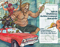 Dubious Achievement Awards