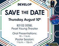 NASA DEVELOP 2017 Summer Closeout Save the Date