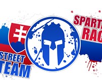 Spartan Race Slovakia Street Team