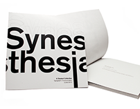 Music as Typography — Published Book Synesthesia