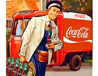 Coke's vintage