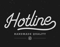 Hotline - monoline script