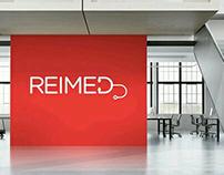 REIMED Logo Design