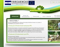 Microsite del FODEL - FORCUENCAS