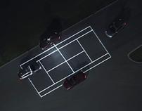 Mazda - Rogers Cup stunt