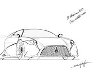 Car design by Emre Göloğlu